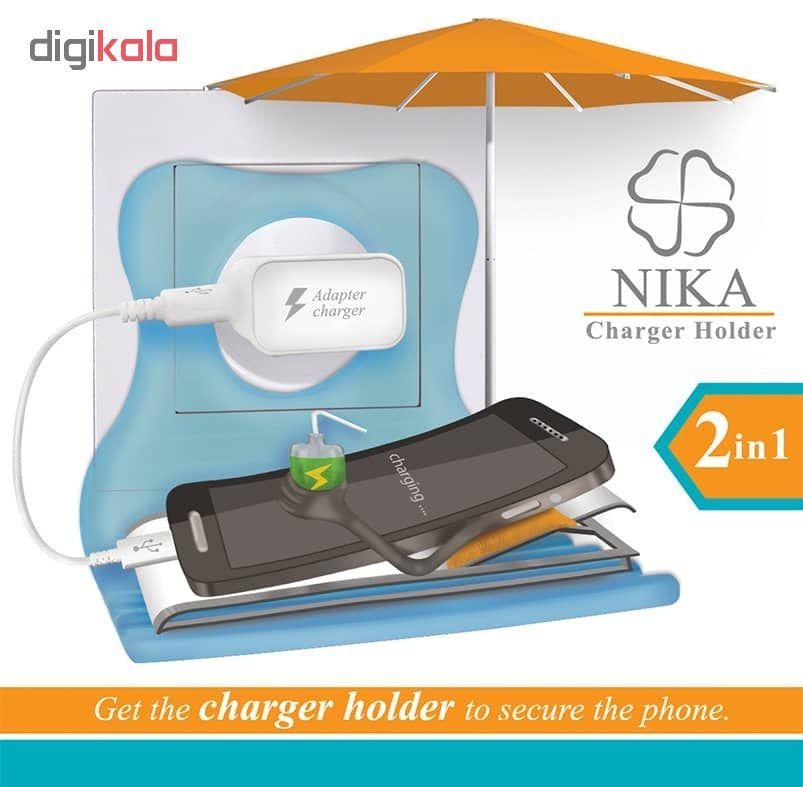 پایه نگهدارنده گوشی موبایل نیکا کد 2008402 main 1 3