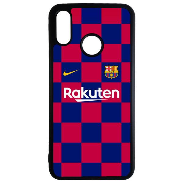 کاور طرح لباس تیم بارسلونا کد 1105334 مناسب برای گوشی موبایل آنر 10lite
