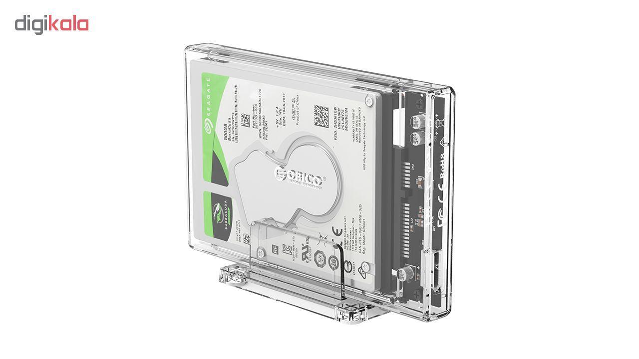 قاب SSD و هارد USB3.0 اوریکو مدل 2159U3 main 1 3