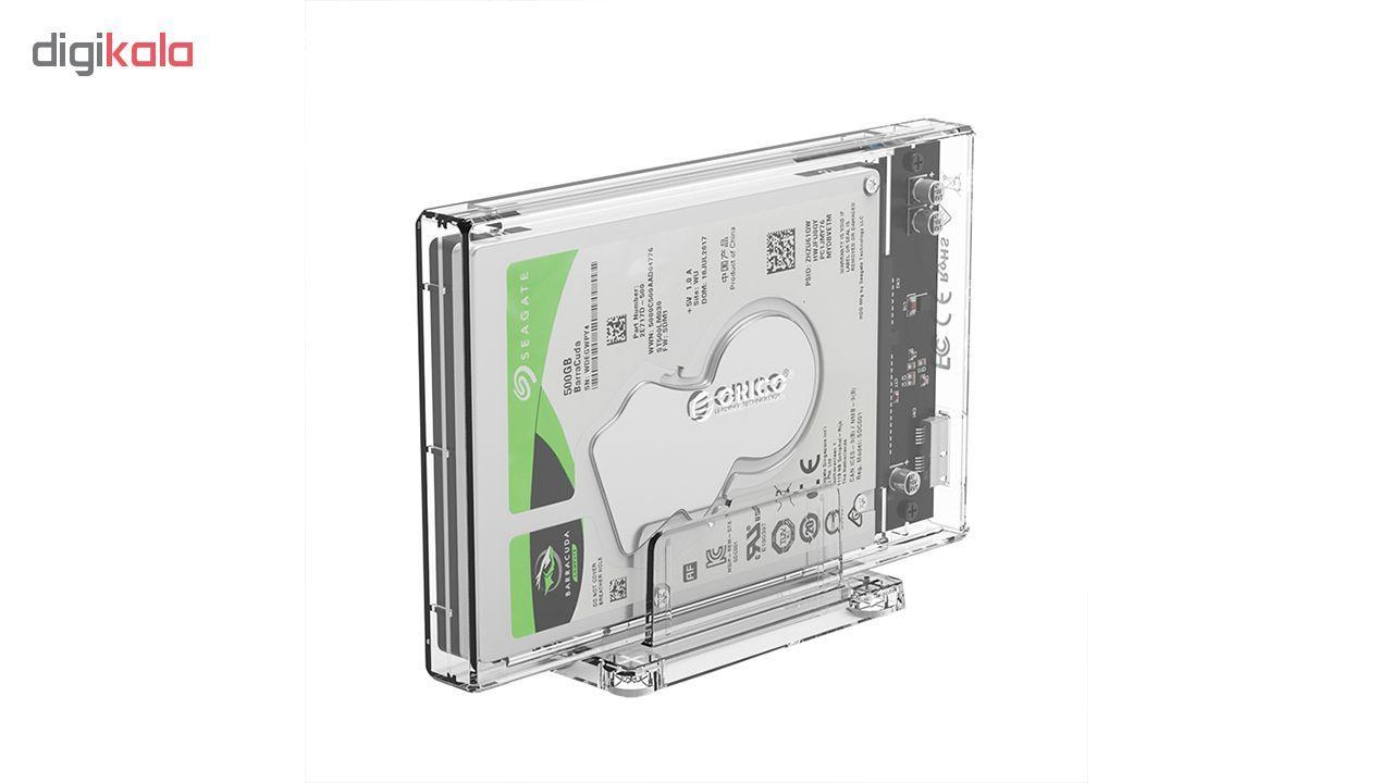 قاب SSD و هارد USB3.0 اوریکو مدل 2159U3 main 1 4