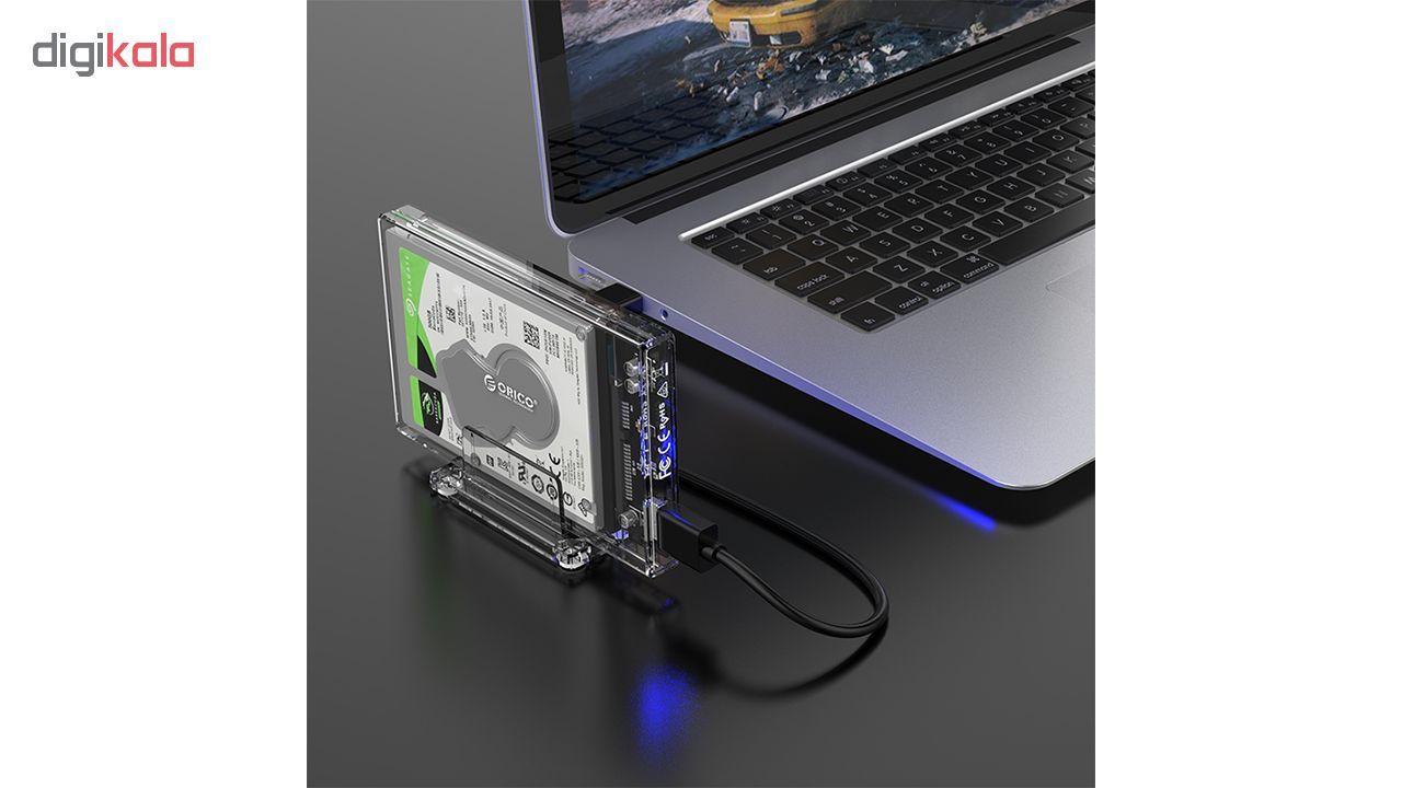 قاب SSD و هارد USB3.0 اوریکو مدل 2159U3 main 1 7