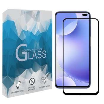محافظ صفحه نمایش 5D مدل FGSP مناسب برای گوشی موبایل شیائومی Redmi K30