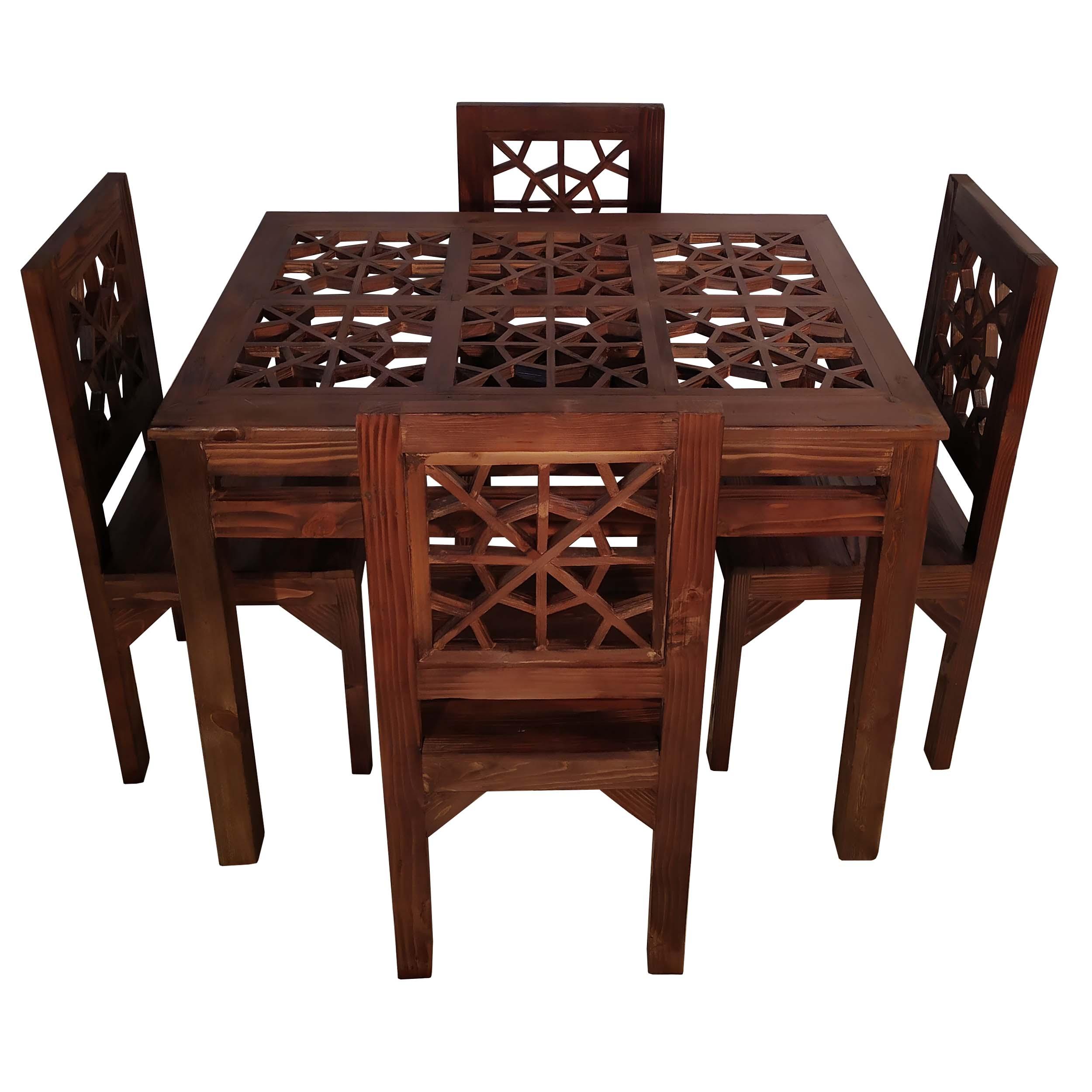 میز و صندلی ناهارخوری مدل m411/1