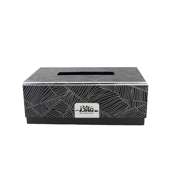جعبه دستمال کاغذی کد E01