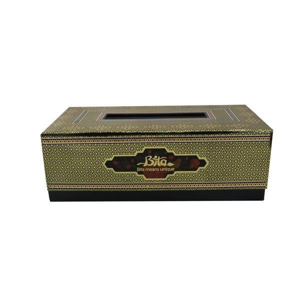 جعبه دستمال کاغذی بیتا کد E04