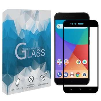 محافظ صفحه نمایش 5D مدل FGSP مناسب برای گوشی موبایل شیائومی Mi A1 / 5X