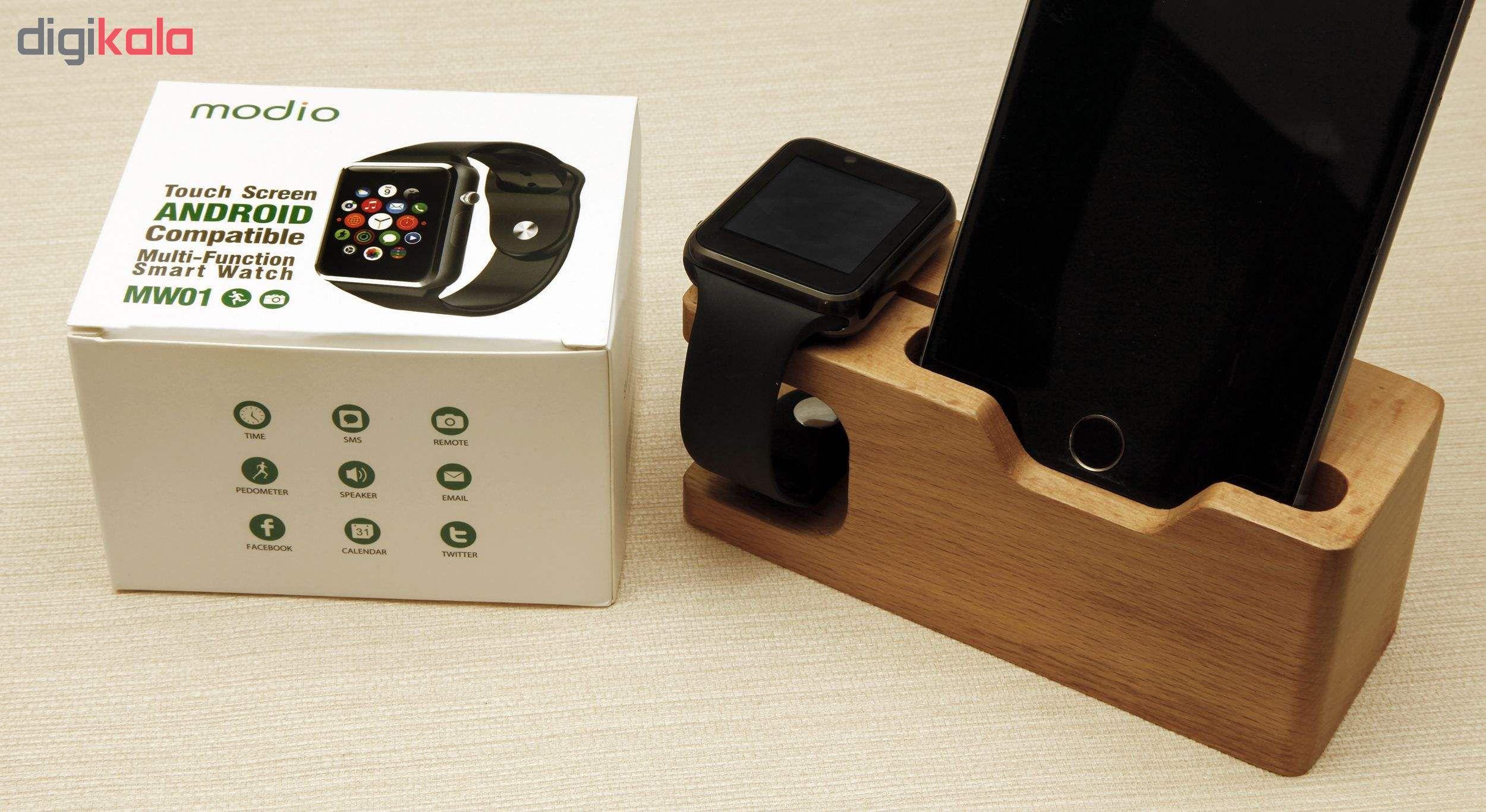 ساعت هوشمند مودیو مدل MW01  main 1 11