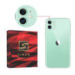 محافظ لنز دوربین سیحان مدل GLP مناسب برای گوشی موبایل اپل iphone 11