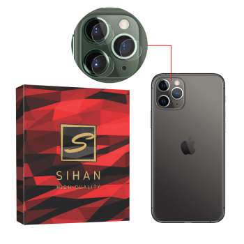 محافظ لنز دوربین سیحان مدل GLP مناسب برای گوشی موبایل اپل iphone 11 Pro Max