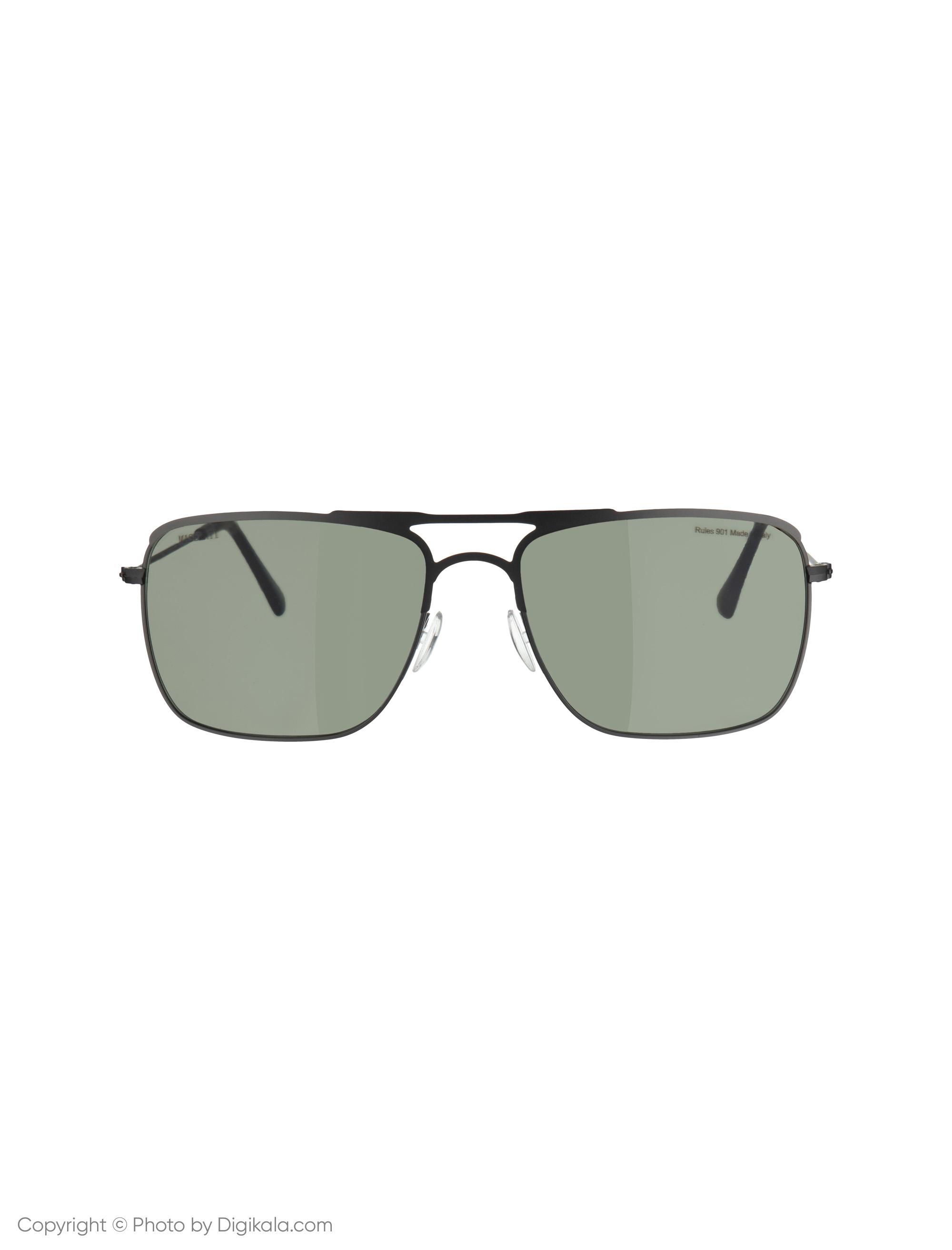 عینک آفتابی مردانه مدل Rules-901-DG main 1 1