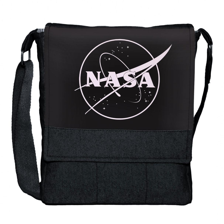 کیف دوشی گالری چی چاپ طرح NASA کد 65780
