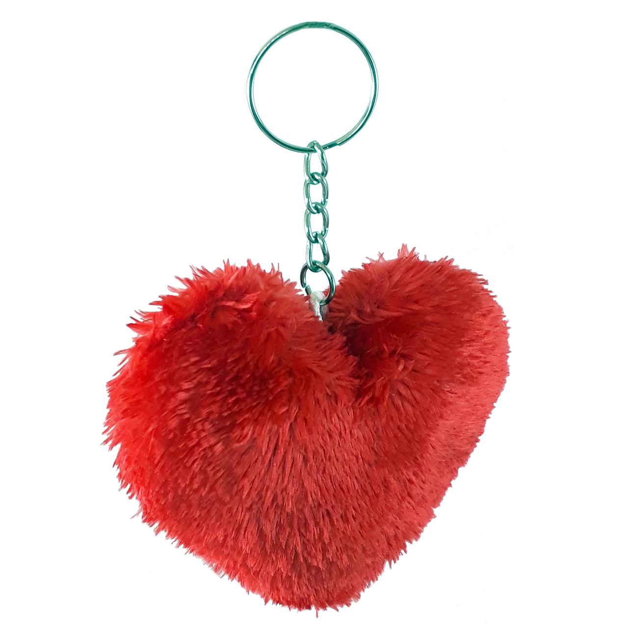 آویز طرح قلب کد M11