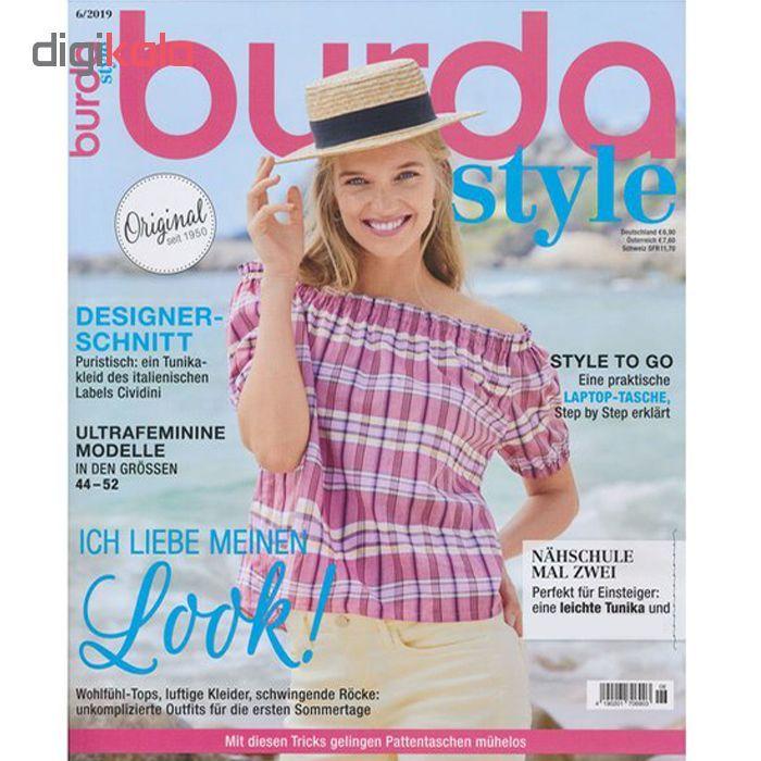 مجله burda style ژوئن 2019 main 1 1