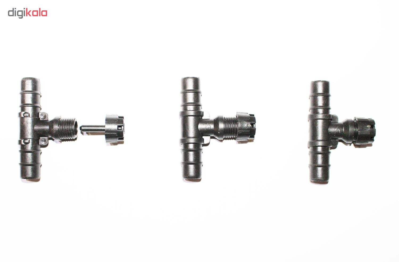 سه راهی  مدل T8N3 بسته 30 عددی main 1 9