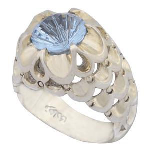 انگشتر نقره مردانه کد p30