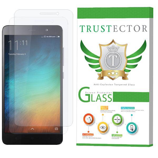 محافظ صفحه نمایش تراستکتور مدل GLS مناسب برای گوشی موبایل شیائومی Redmi Note 3 Pro / Redmi Note 3 بسته 2 عددی