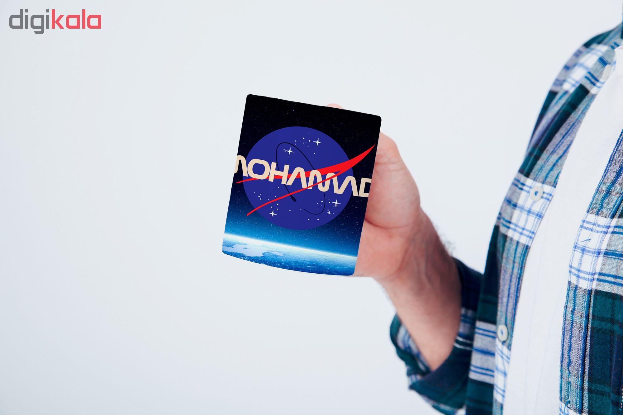 ماگ حرارتی طرح ناسا مدل محمد