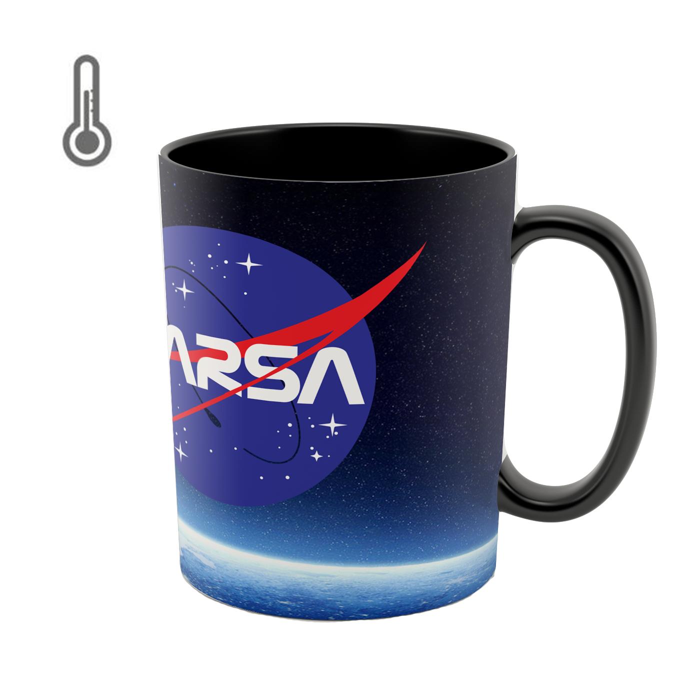 عکس ماگ حرارتی طرح ناسا مدل پارسا