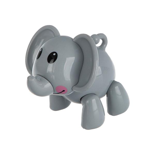 عروسک بیبی فورلایف طرح فیل کد 092 ارتفاع 8.5 سانتیمتر
