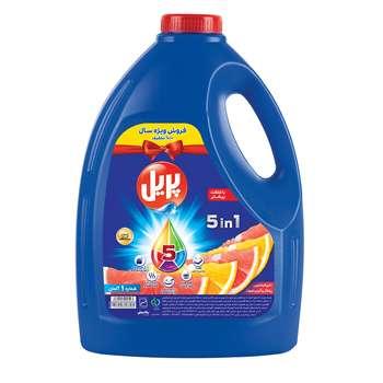 مایع ظرفشویی پریل مدل Orange and Grapefruit حجم 3.75 لیتر