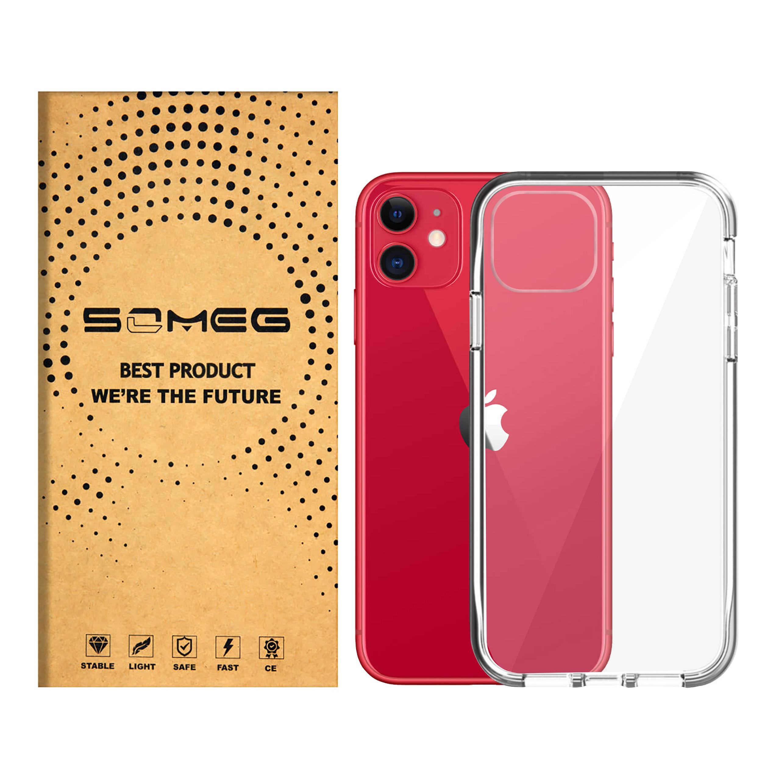 کاور  سومگ مدل SMG-E11 مناسب برای گوشی  موبایل اپل Iphone 11              ( قیمت و خرید)