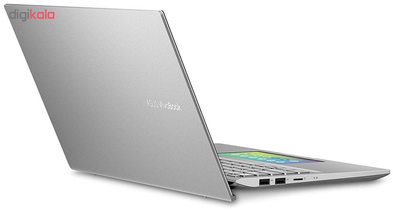 لپ تاپ 14 اینچی ایسوس مدل VivoBook S14 S432F - A