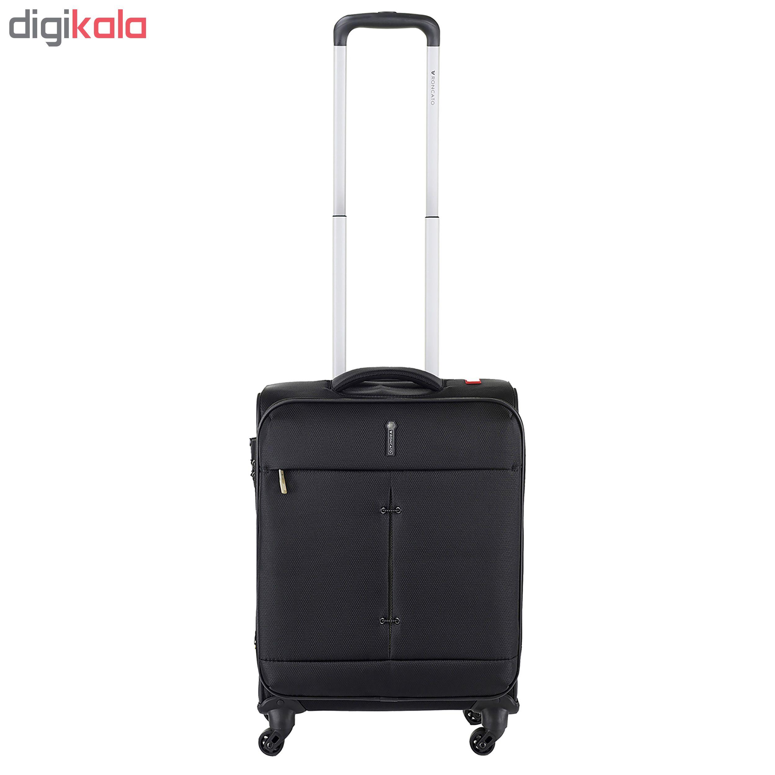 چمدان رونکاتو مدل IRONIK سایز کوچک