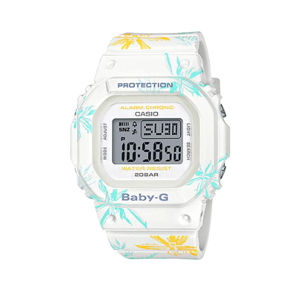 ساعت مچی دیجیتال زنانه کاسیو مدل بیبی جی کد bgd-560cf-7