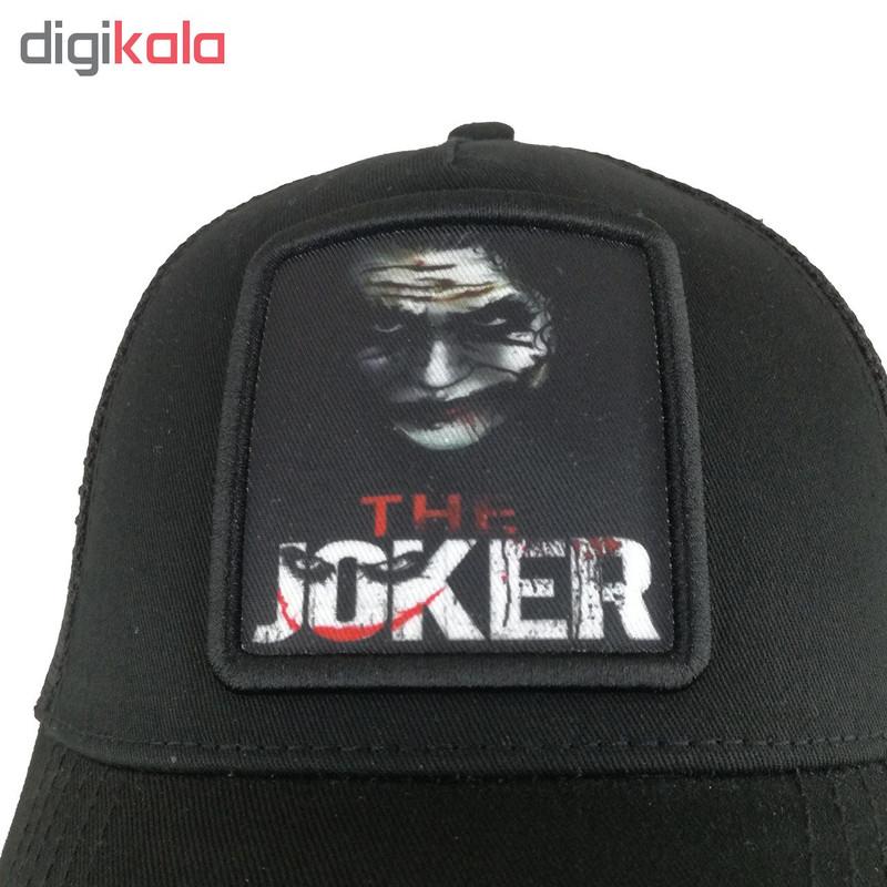 کلاه کپ طرح جوکر مدل MN64