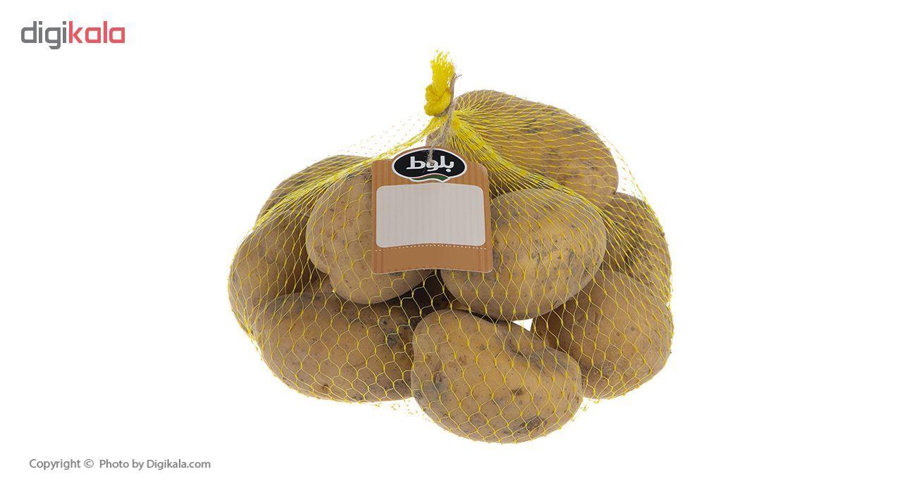 سیب زمینی بلوط - 2 کیلوگرم main 1 1
