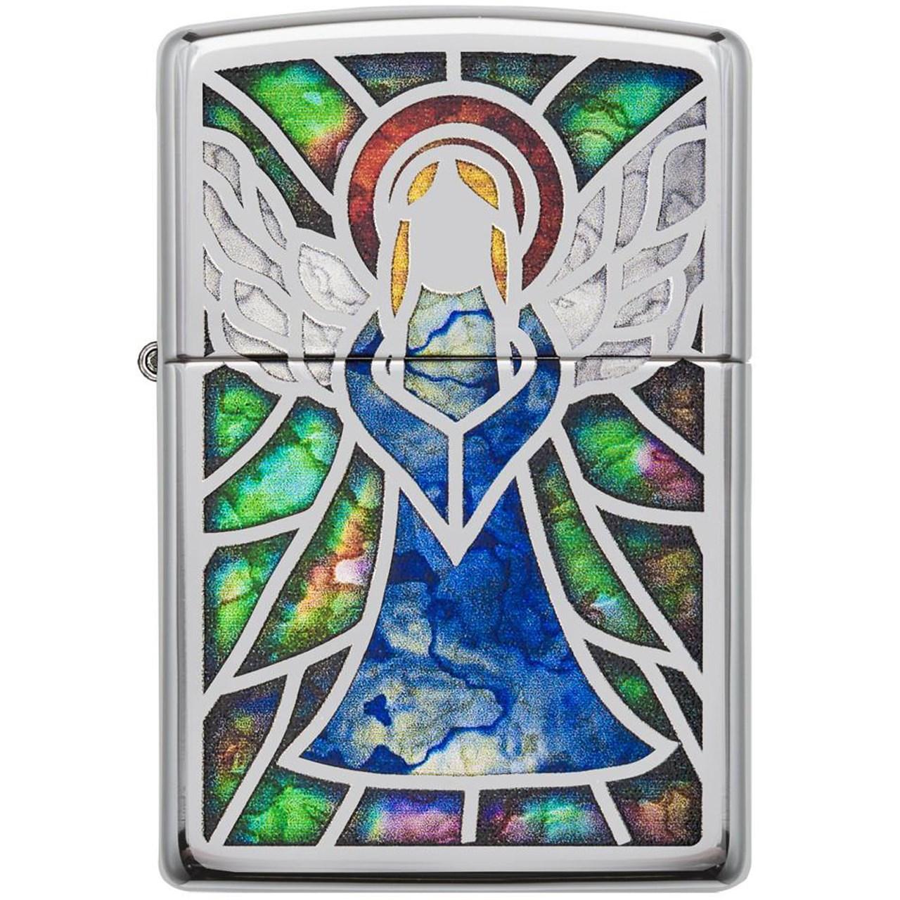 فندک زیپو مدل Angel Design کد 28967