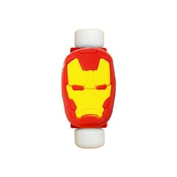 محافظ کابل طرح Iron Man کد 3313