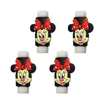محافظ کابل طرح Minnie Mouse کد 3312 بسته 4 عددی