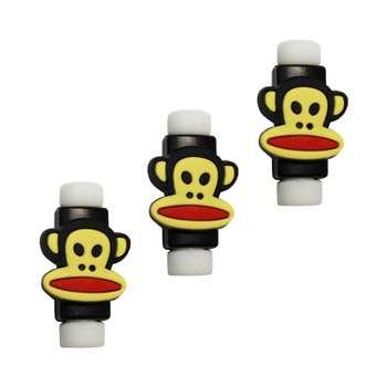 محافظ کابل طرح Monkey کد 3311 بسته 3 عددی