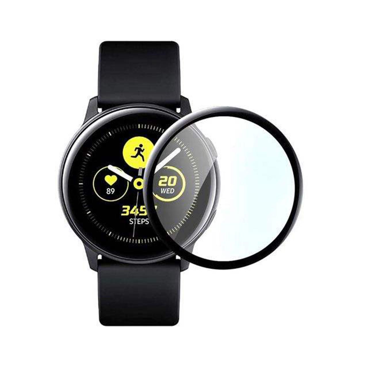 محافظ صفحه نمایش مدل GWA-002 مناسب برای ساعت هوشمند سامسونگ Galaxy Watch Active 2 44mm