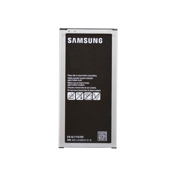 باتری موبایل مدل EB-BJ710CBE ظرفیت 3000 میلی آمپر ساعت مناسب برای گوشی موبایل سامسونگ Galaxy J7 2016