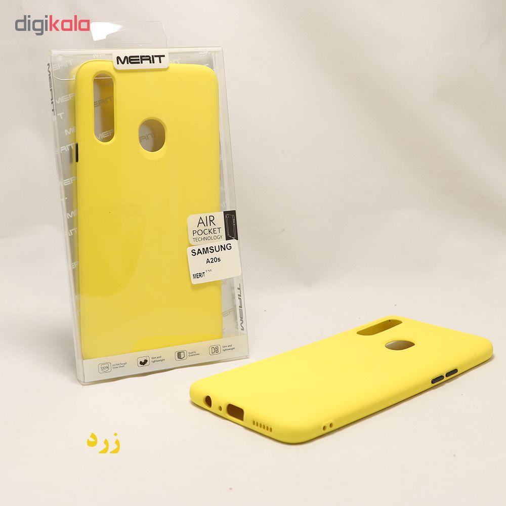 کاور مریت مدل SCN2 مناسب برای گوشی موبایل سامسونگ Galaxy A20s              ( قیمت و خرید)