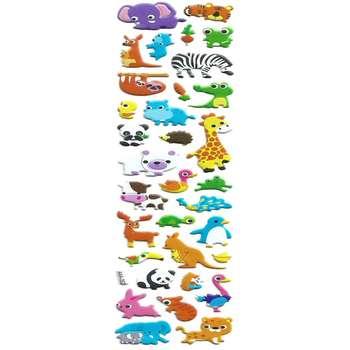 استیکر کودک طرح حیوانات مدل A052