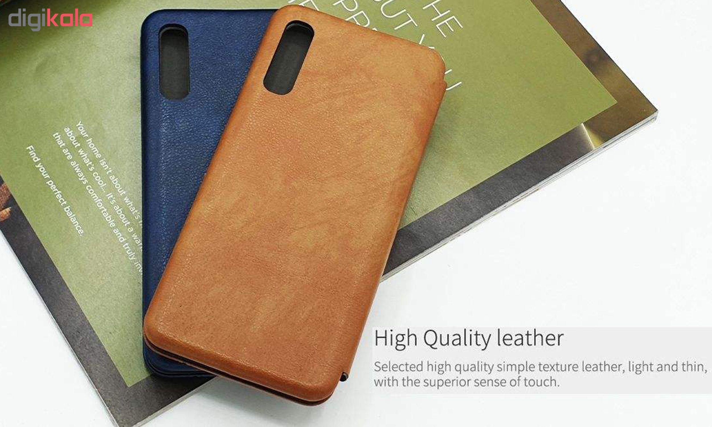 کیف کلاسوری مدل LT-C1 مناسب برای گوش موبایل سامسونگ Galaxy A50/A30S/A50s