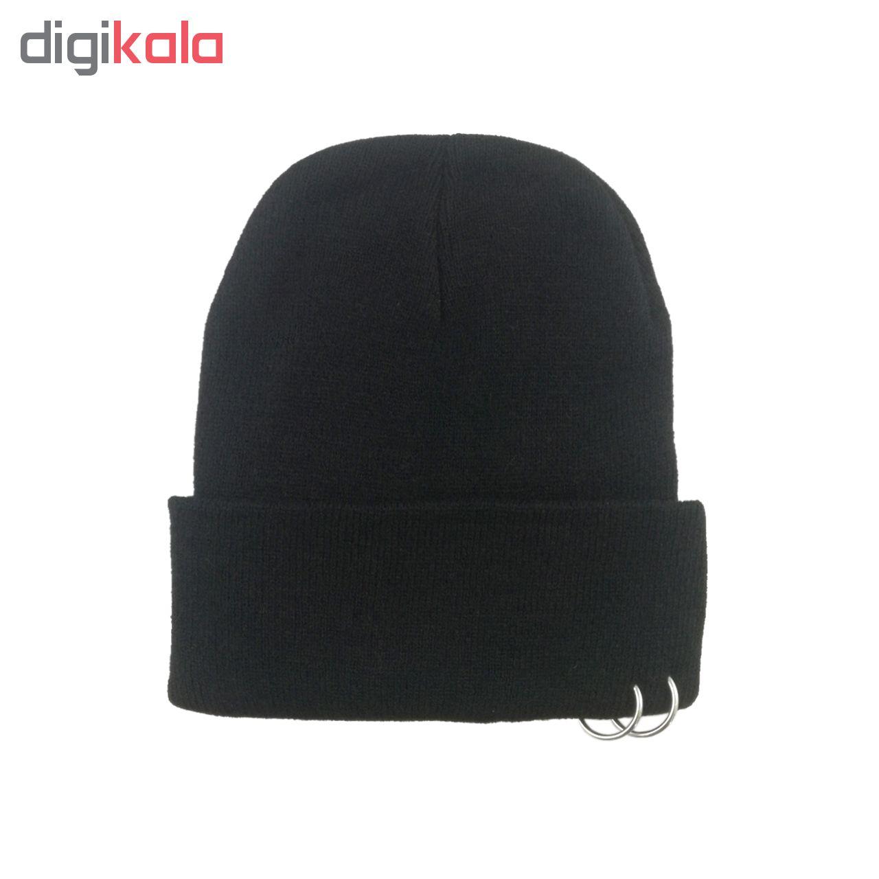 کلاه بافتنی کد M222 main 1 1