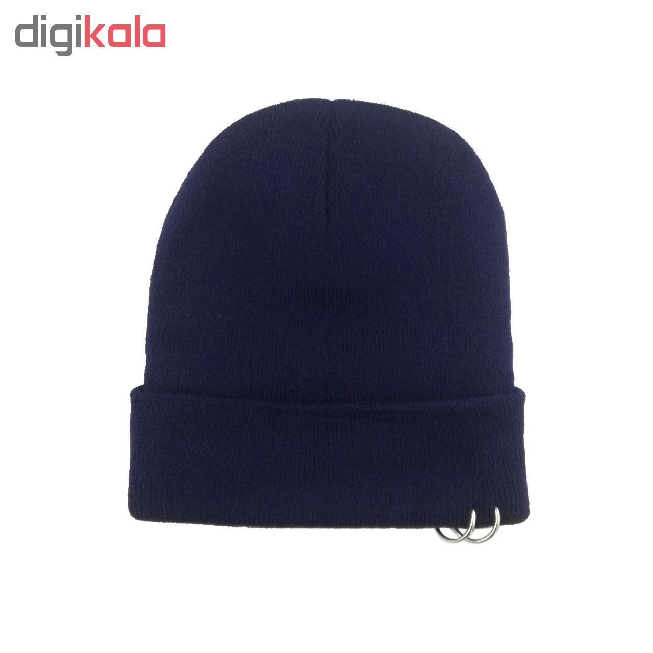 کلاه بافتنی کد M222 main 1 3