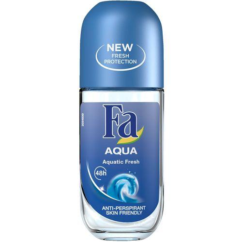 رول ضد تعریق مردانه فا مدل Aqua Anti Perspirant حجم 50 میلی لیتر