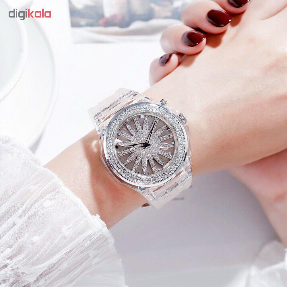 ساعت مچی عقربه ای زنانه اسکمی مدل 1536