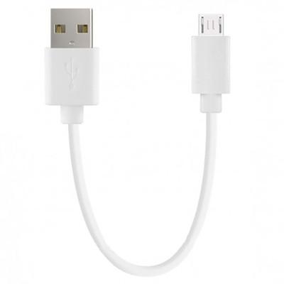 کابل تبدیل USB به microUSB مدل c-25 طول 0.15 متر