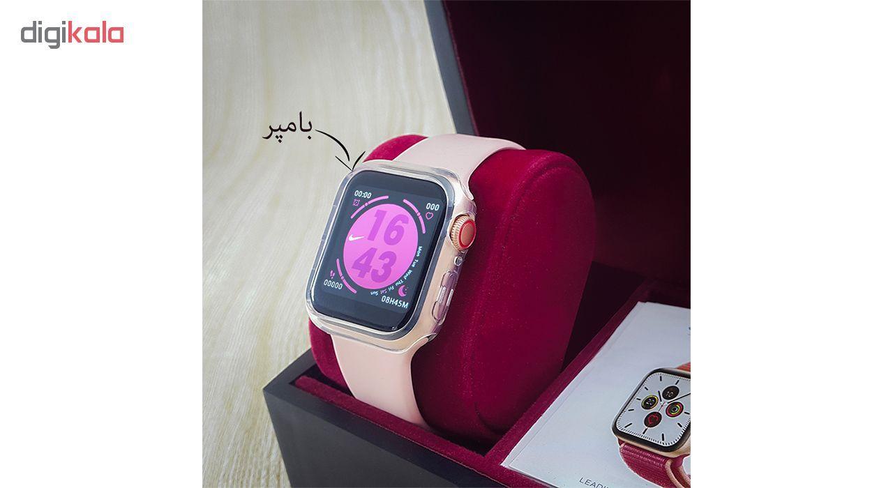 ساعت هوشمند گیفت کالکشن مدل IWO Plus 40M main 1 2