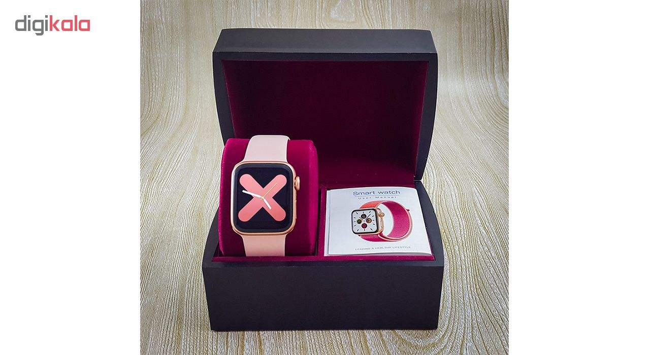 ساعت هوشمند گیفت کالکشن مدل IWO Plus 40M main 1 3