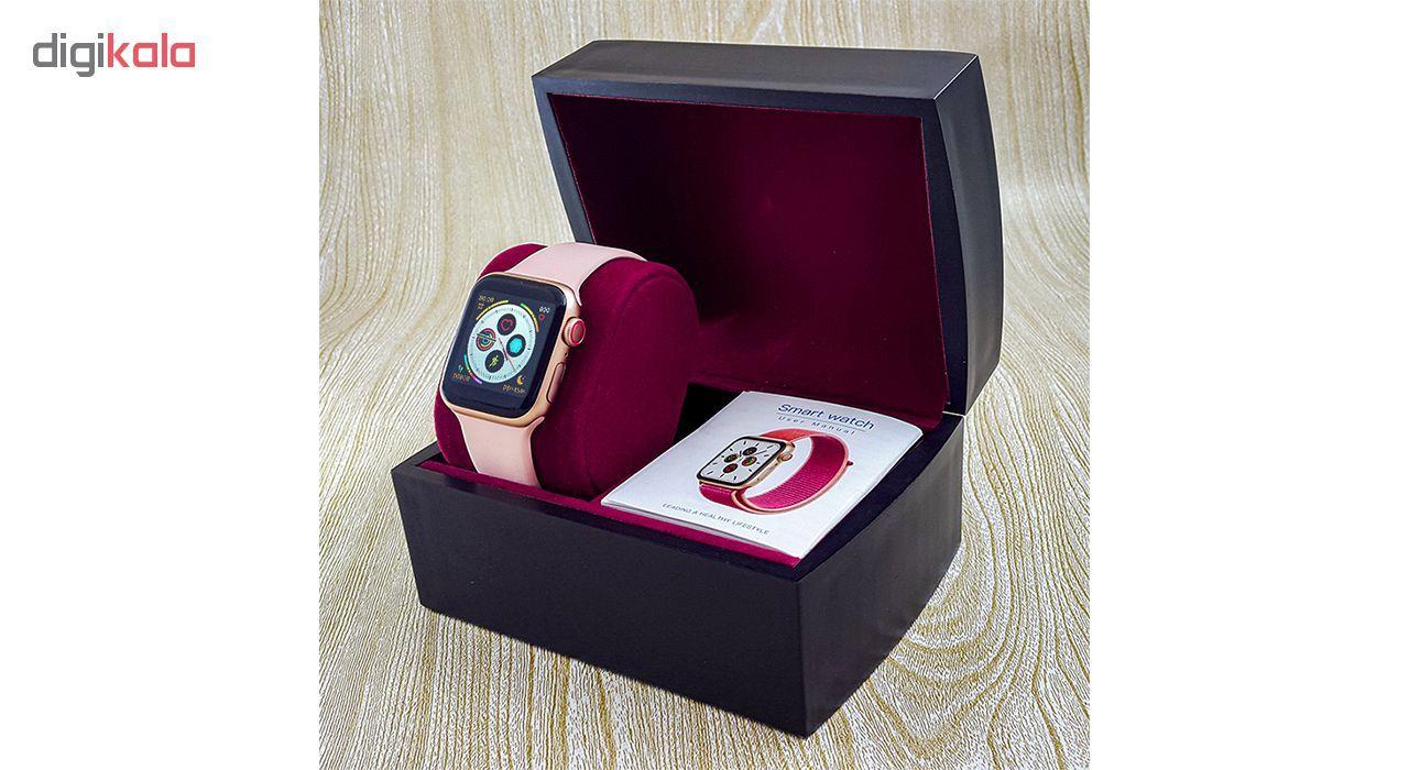 ساعت هوشمند گیفت کالکشن مدل IWO Plus 40M main 1 4