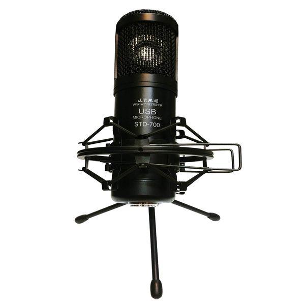 خرید میکروفون کامپیوتر کاندنسر جی. تی. آر مدل STD 700