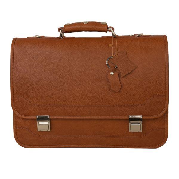 کیف اداری مردانه کهن چرم مدل L160-1