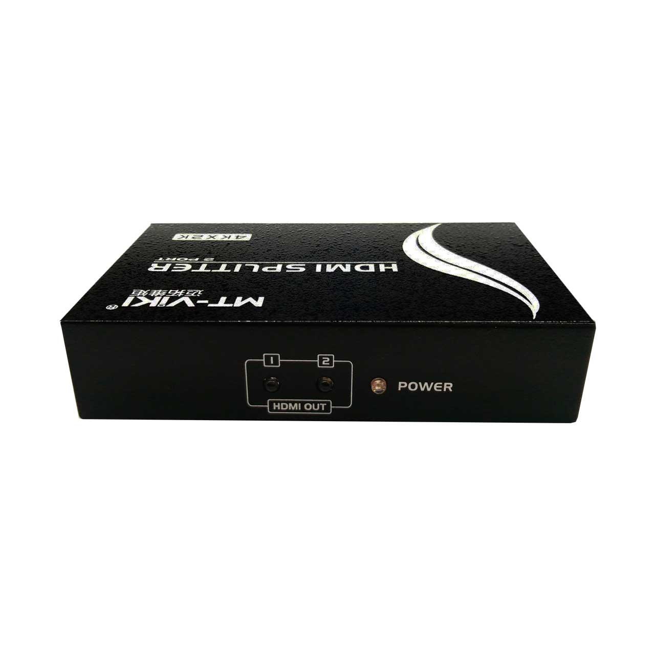 اسپلیتر 1 به 2 HDMI ام تی ویکی مدل MT-SP142